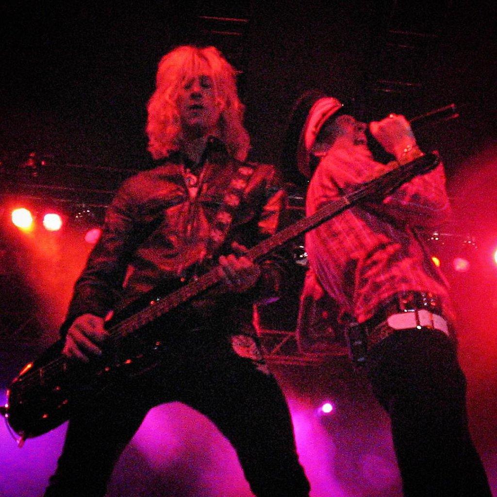 Duff McKagan & Scott